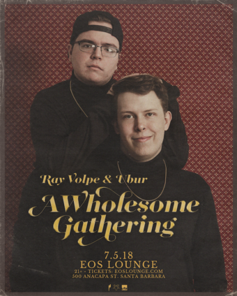 Ray Volpe x Ubur at EOS Lounge 7.5.19
