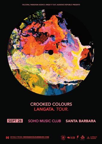 Crooked Colours - Santa Barbara, CA