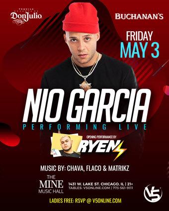 Nio Garcia Live