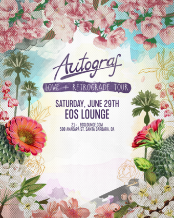 Autograf at EOS Lounge 6.29.19