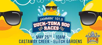 The 2nd Annual Ducktona 500