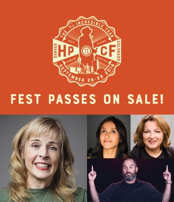 7th Annual High Plains Comedy Festival -  Festival Pass