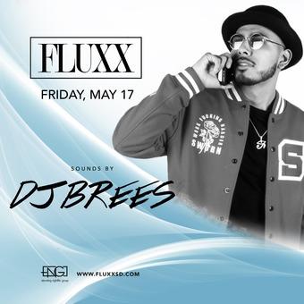 Brees at FLUXX