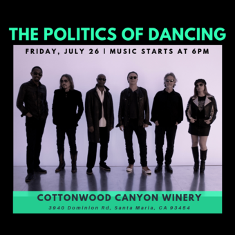 The Politics of Dancing ft Jez Blacker