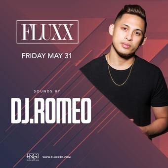Romeo at FLUXX