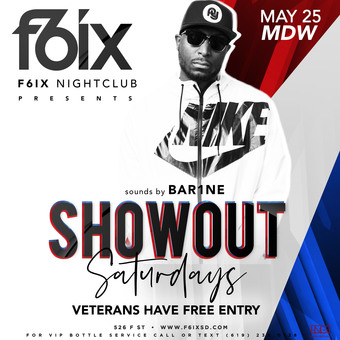 F6ix Presents: Bar1ne