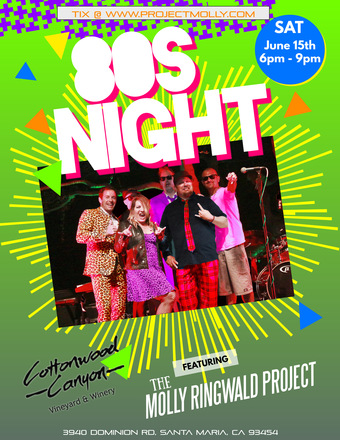 Molly Ringwald Project  Summer Concert