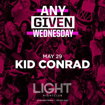 Kid Conrad LIGHT Las Vegas
