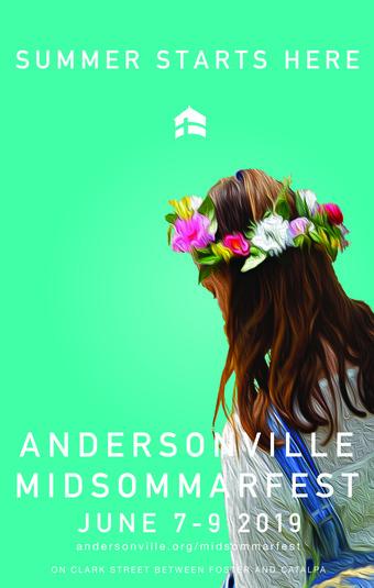 Andersonville Midsommarfest VIP