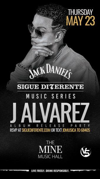 J Alvarez Live
