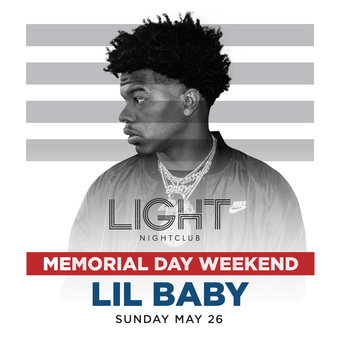 Lil Baby at LIGHT Las Vegas