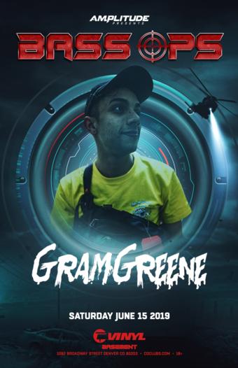 BASS OPS: Gram Greene