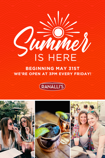Summer Hours 2019