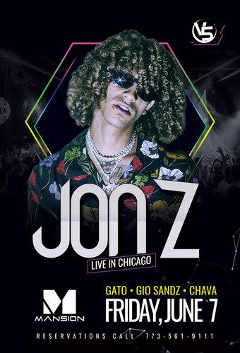 Jon Z Live