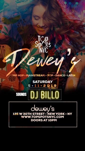 Dewey's Saturdays
