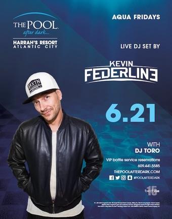 Aqua Fridays featuring Kevin Federline