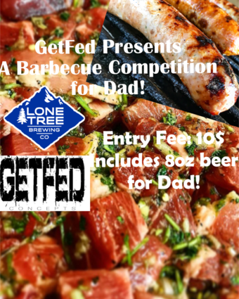 A Dad's Barbecue Sauce Competition