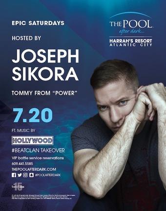Epic Saturdays hosted by Joseph Sikora
