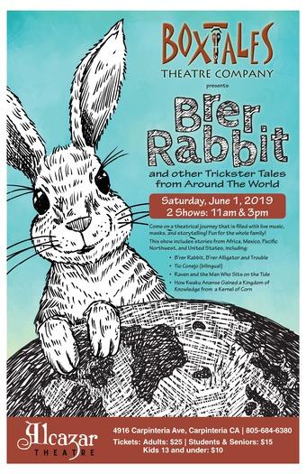 Boxtales Theatre Company presents Brer Rabbit