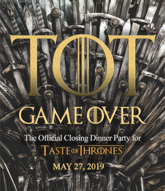 GAME OVER : The Final Feast