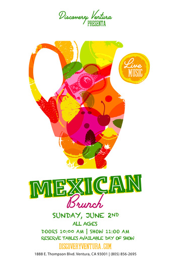 Mexican Brunch at Discovery Ventura