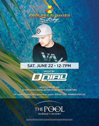 Endless Summer Saturdays with DJ Dnial