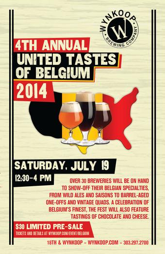 United Tastes Of Belgium