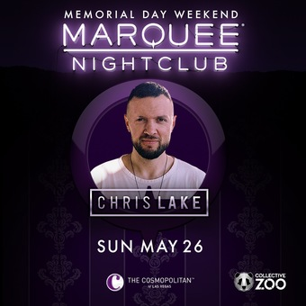 Chris Lake MDW - Marquee Nightclub