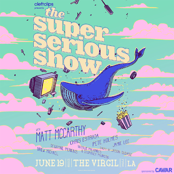 The Super Serious Show with Matt McCarthy