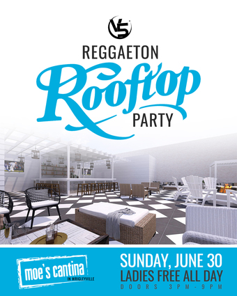 Reggaeton Rooftop Day Party