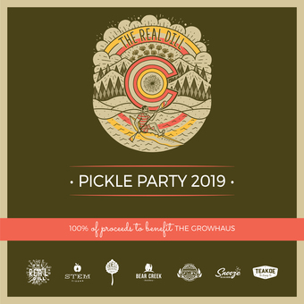 The Real Dill's Pickle Party 2019