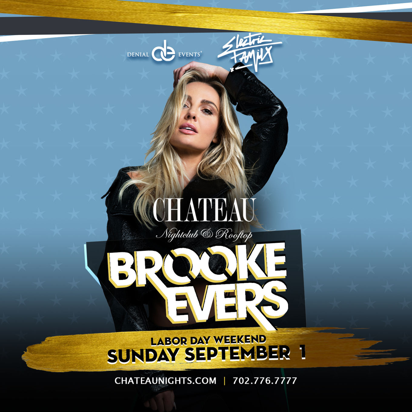 Labor Day Weekend Sunday Tickets Chateau Nightclub Rooftop