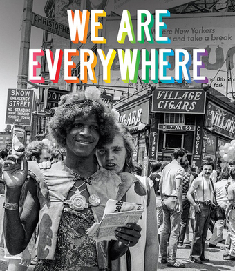 Book Release Celebration: We Are Everywhere