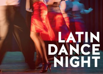 Latin Dance Night with Lessons