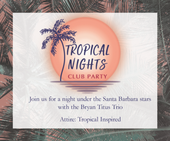 Tropical Nights Club Party