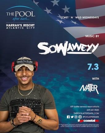 Wet 'N' Wild Wednesdays featuring DJ Sowavveyy
