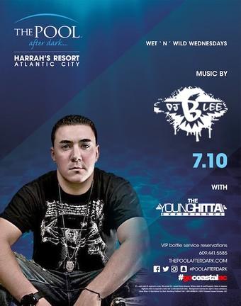 Wet 'N' Wild Wednesdays featuring DJ B Lee