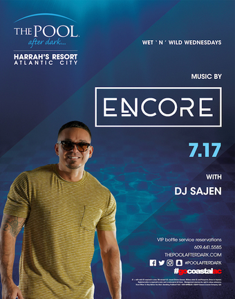 Wet 'N' Wild Wednesdays featuring DJ Encore
