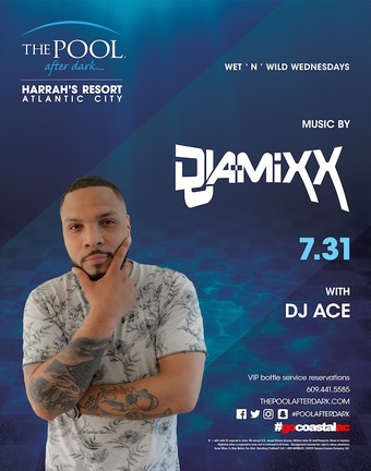 Wet 'N' Wild Wednesdays featuring DJ A-Mixx