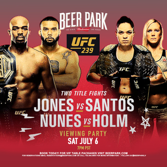 UFC 239 Viewing Party