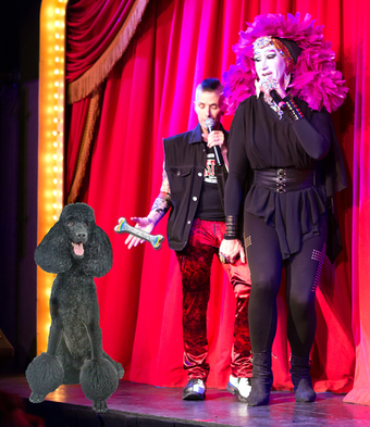 San Francisco Drag King Contest: Game Of Bones!