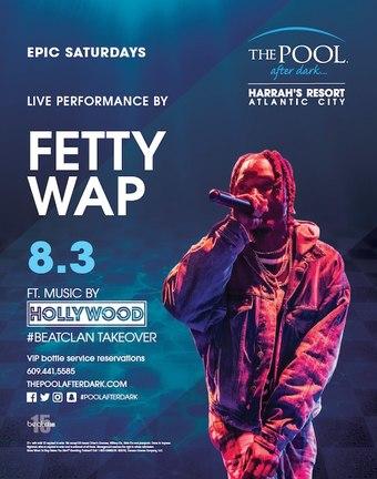 Epic Saturdays featuring Fetty Wap