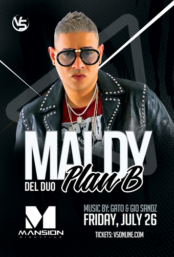 Maldy Del Duo PLAN B