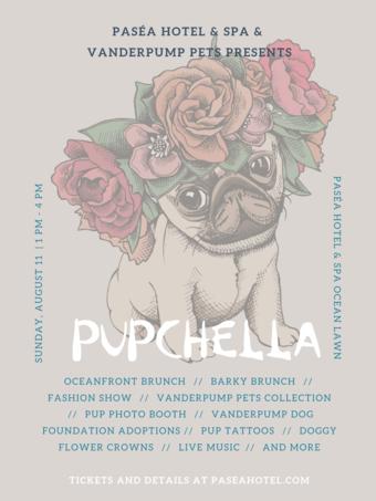 Paséa & Vanderpump Pet's: PUPCHELLA