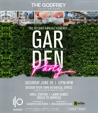 Godfrey Garden Party