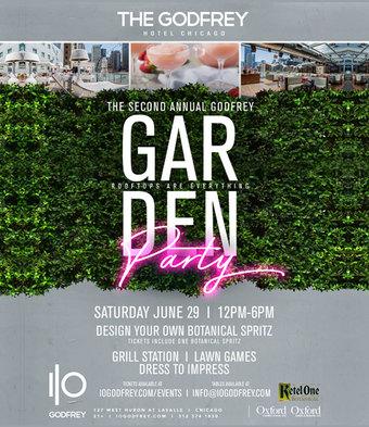 Godfrey Garden Party
