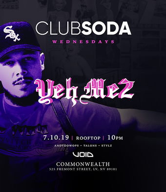 Club Soda w/ YEHME2