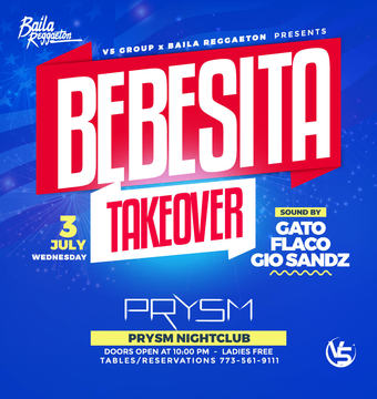 Reggaeton Takeover @ Prysm Nightclub