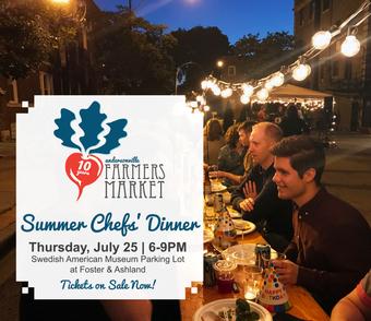 Summer Chefs' Dinner