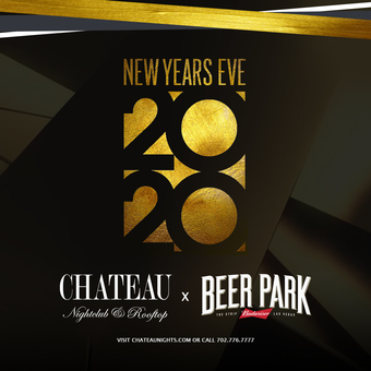 New Years Eve 2020 at Chateau Nightclub & Beer Park